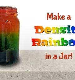Make a Density Rainbow [ 1014 x 1500 Pixel ]