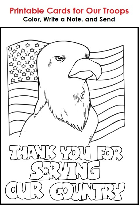 Cards for Our Troops