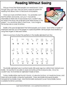 Reading comprehension printables also th grade worksheets rh superteacherworksheets