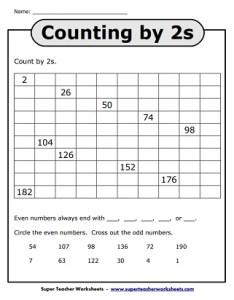 Odd even worksheets printable also and numbers rh superteacherworksheets