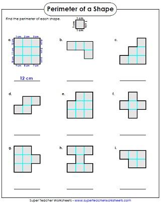 Area And Perimeter Homework Help