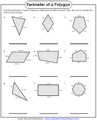 All Worksheets  Perimeter Of Complex Shapes Worksheets ...
