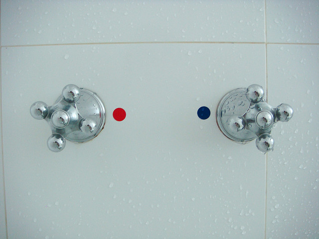 no cold water in your shower here s