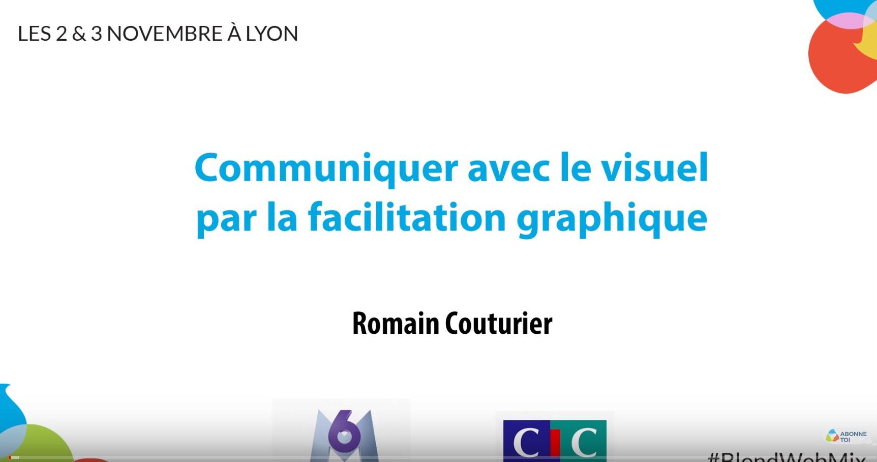 Communiquer avec le visuel par la facilitation graphique