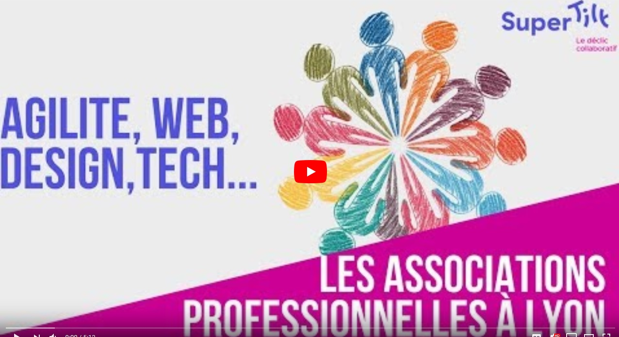 Association agilité web design tech à Lyon
