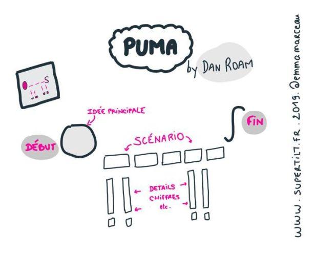 Architecture PUMA Dan Roam