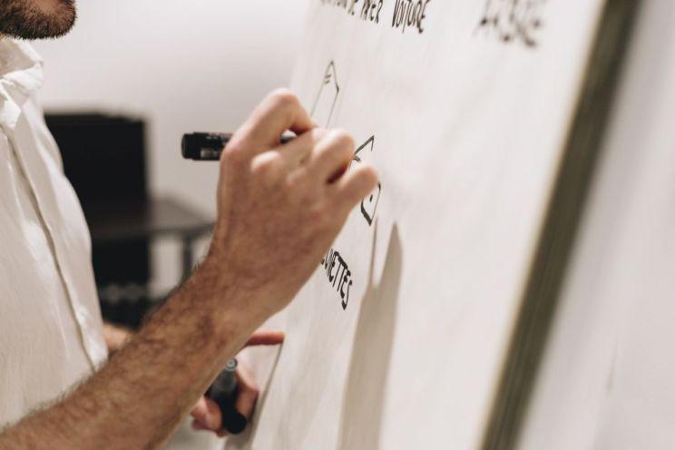 La facilitation graphique avec Marco le Marqueur