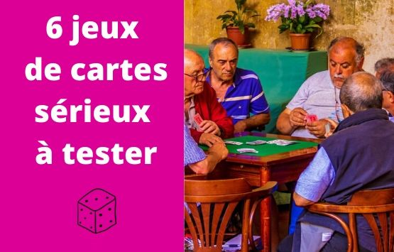 Jeux de carte serious game