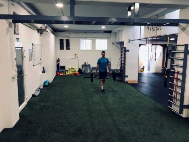 osebni trener Celje - nošenje bremena
