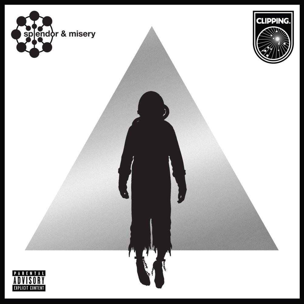 Album cover for Splendor & Misery