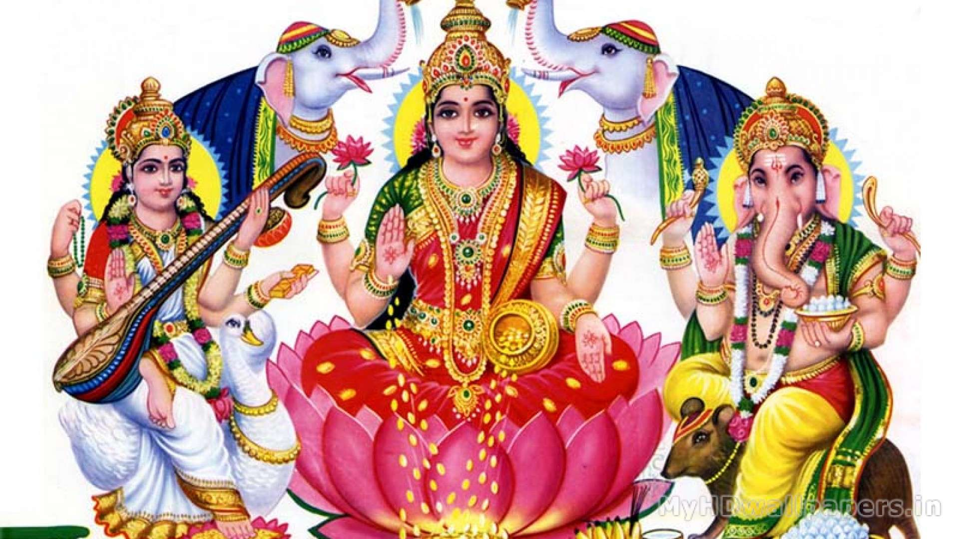 God Laxmi 3d Wallpaper Maa Laxmi Desktop Wallpaper Hd Wallpapers