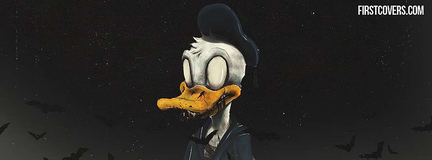 Cute Wallpapers For Facebook Profile Photo Zombie Donald Duck Cover Hd Wallpapers