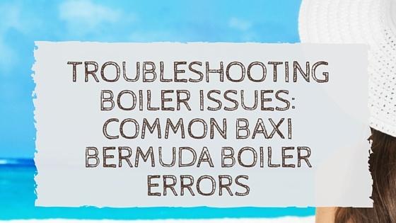 Back Boiler Pilot Light Keeps Going Out