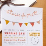 Creative Wedding Ideas – Real Weddings – Part 3