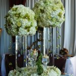 DIY Wedding Centerpieces – Cylinders