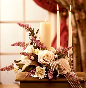 DIY Wedding Floral Arrangements