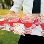 Cash Bar at a Wedding