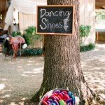 Outdoor Wedding Ideas – Fun with Flip Flops