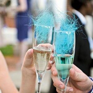 Blue Signature Cocktail