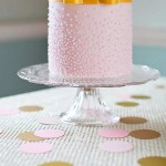 Small Wedding Cake – Pink