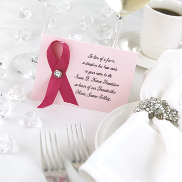Charitable Wedding Favors - Kindness Trend in Weddings