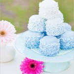 Wedding Cake Alternative Ideas – Mini Ombre Cakes