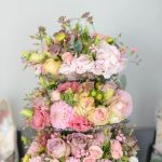 15 Ideas for Cake Stand Wedding Centerpieces