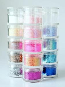 Edible Glitter for wedding desserts
