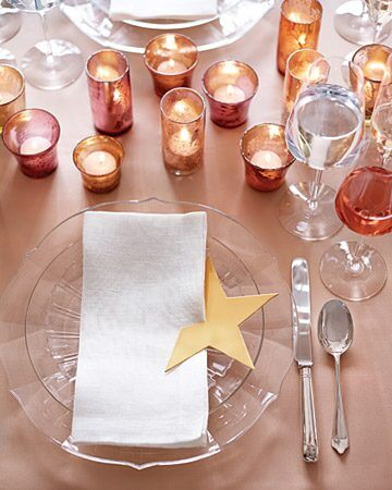 Star DIY Wedding Table Decorations - Four Decorations from One Project