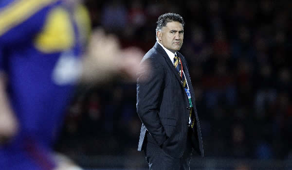 Jamie Joseph has named a 30 strong squad to play the Crusaders