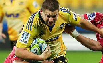 Dane Coles returns for the Hurricanes starting line up