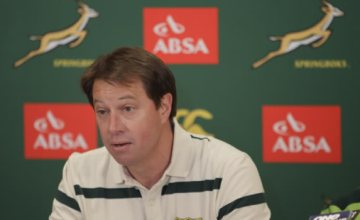 SA Rugby Boss Jurie Roux