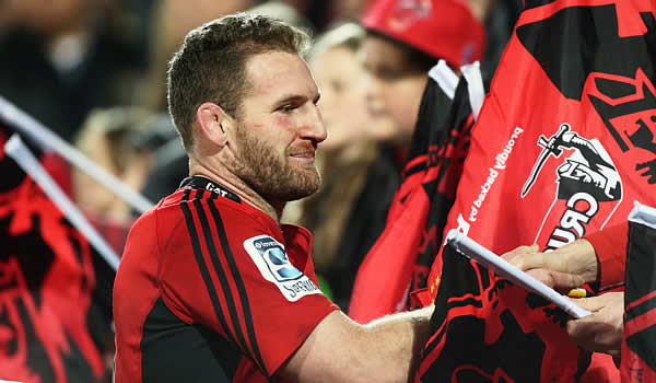8f145d6b334 2019 to be Kieran Read's final year - Super Rugby | Super 15 Rugby and Rugby  Championship News,Results and Fixtures from Super XV Rugby