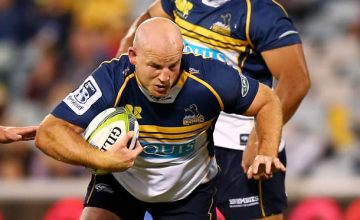 Stephen Moore is back in the Brumbiies starting line up