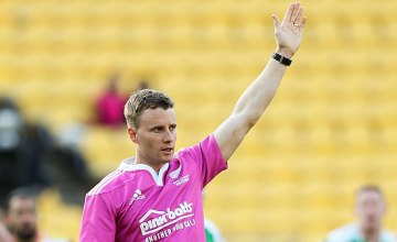 Super rugby Referee Pickerill will start the action this weekend