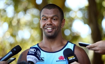 Kurtley Beale has had surgery on his knee