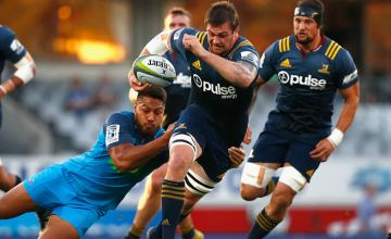 Liam Squire has been bracketed for this weekend's Super rugby match