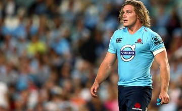 Michael Hooper leads the Waratahs into battle this Super Rugby season