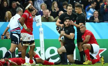 Nehe Milner-Skudder makes his first All Black start since 2015