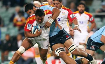 Pauliasi Manu will miss the rest of the Super Rugby season
