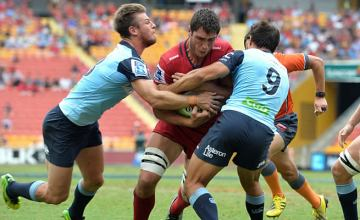 Rob Simmons returns for the Reds this weekend