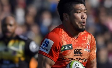 Sunwolves captain Shota Horie will face his former team for the first time