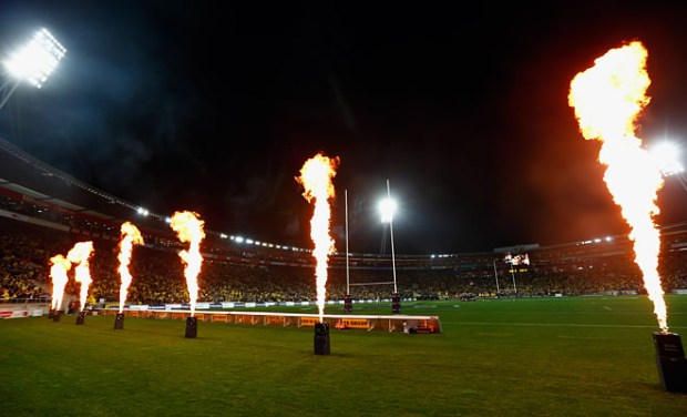 A second all New Zealand Super Rugby final is a strong possibility