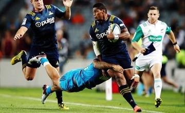 Waisake Naholo returns to Super Rugby after suffering a broken leg in Round one