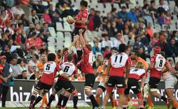 Warwick Tecklenburg reached for line out ball in 2015