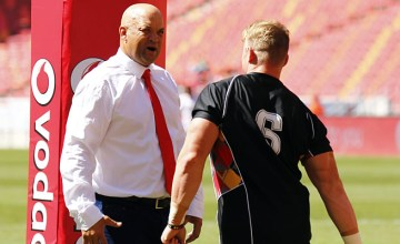 Deon Davids has made nine changes to his side for this week
