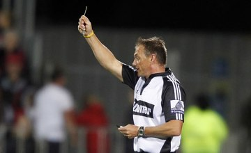 Chris Pollock will be in charge of the opening match this weekend