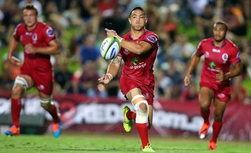 Duncan Paia'aua has been included in the Reds squad for SA