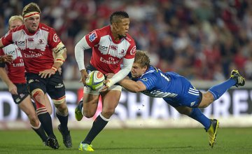 Elton Jantjies faces a fitness test on Thursday
