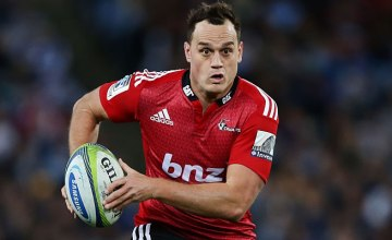 Israel Dagg will play Super Rugby against the Sunwolves